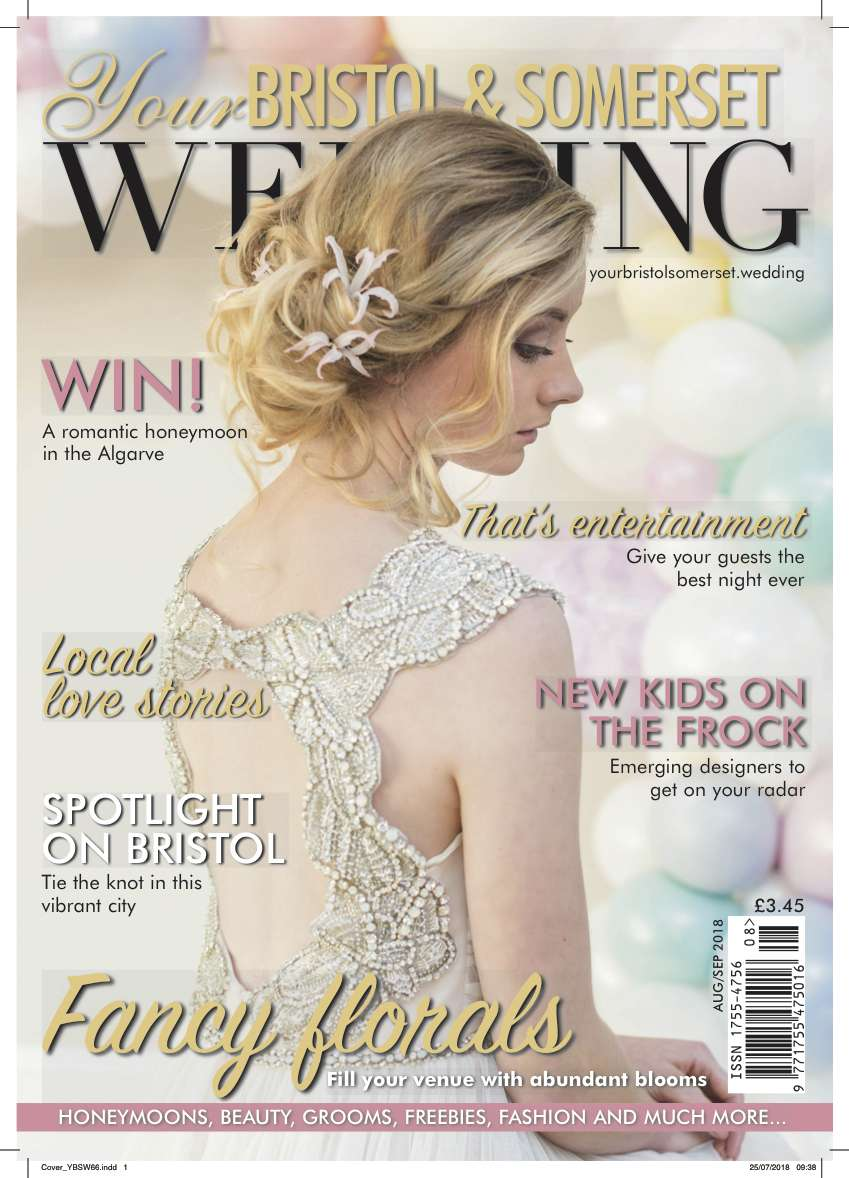 Bristol Somerset Wedding Cover