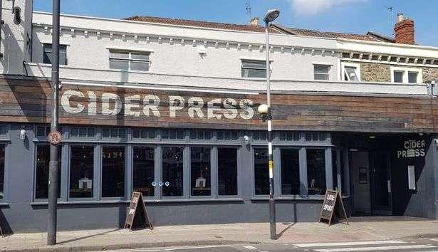 Cider Press Bristol